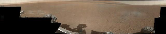 Panorama completo de Marte.