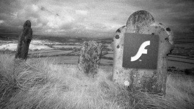 RIP Flash Mobile.