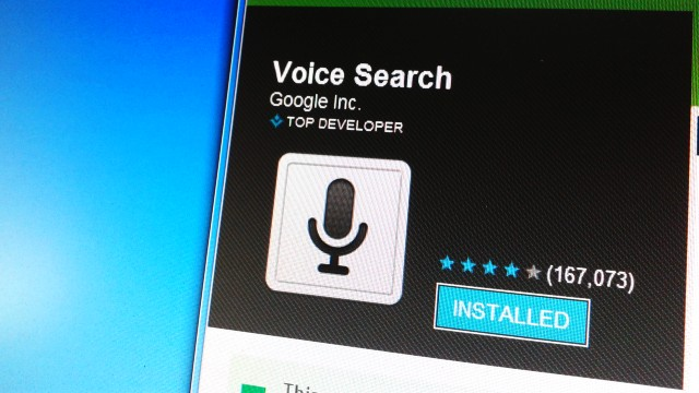 Voice Search.