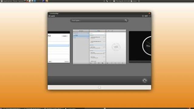 WebOS open source.
