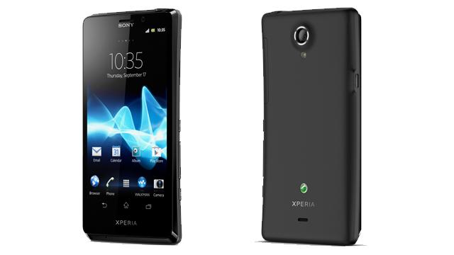 Sony Xperia T.