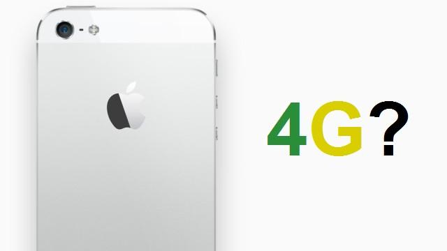 iPhone 5 no 4G brasileiro: vai?