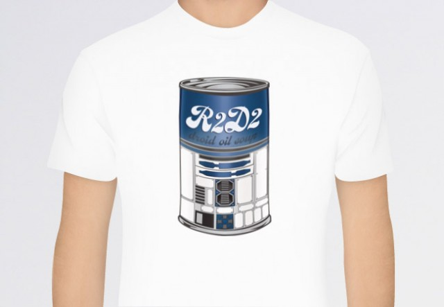 Oil_Droid_Soup_camiseta_masculina_branca