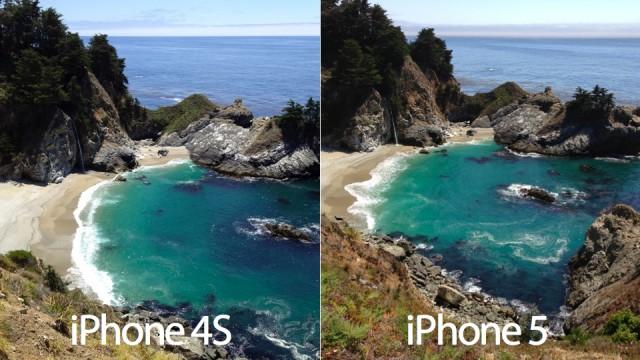 Comparação: iPhone 5 vs. 4S