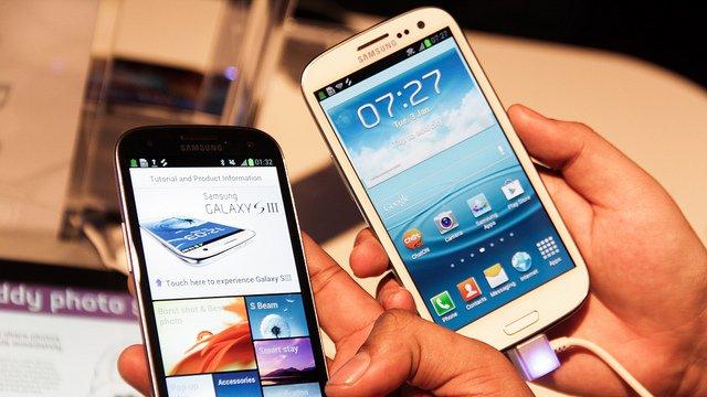 Galaxy S III: Jelly Bean em breve.