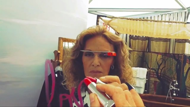 Google Glass FASHION