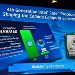 Haswell será 4ª geração de chipsets da Intel