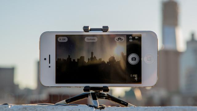 Teste de câmera do iPhone 5