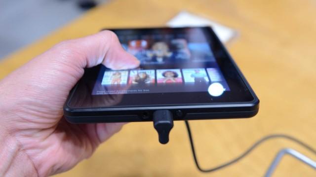 Kindle Fire HD.