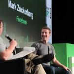 Mark no TechCrunch Disrupt.
