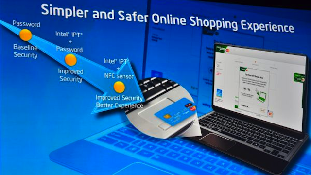 MasterCard-Intel e a tecnologia NFC.