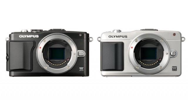 Olympus E-PL5 e E-PM2?