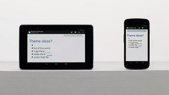 Novo Google Drive.