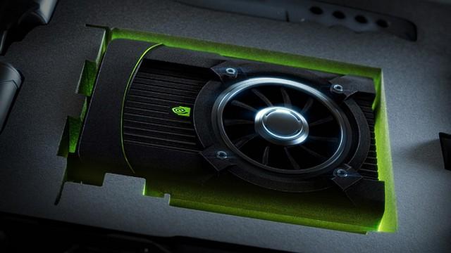 Novos chips gráficos da NVIDIA.