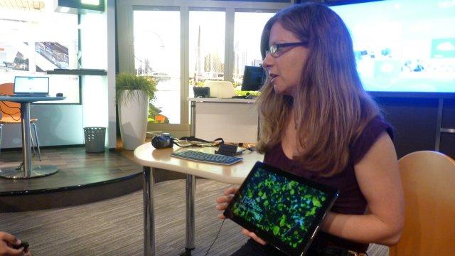 Robin Goldstein, da Microsoft.