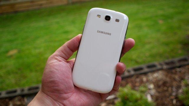 Galaxy S III: Jelly Bean começa a chegar.