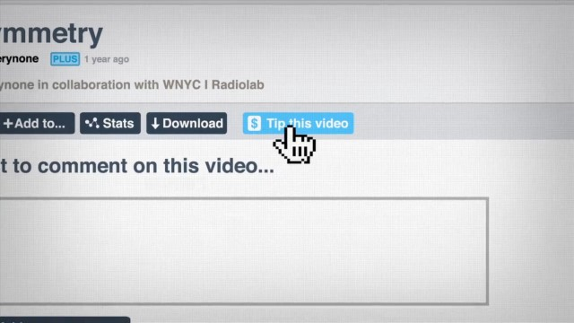 Gorjetas no Vimeo.