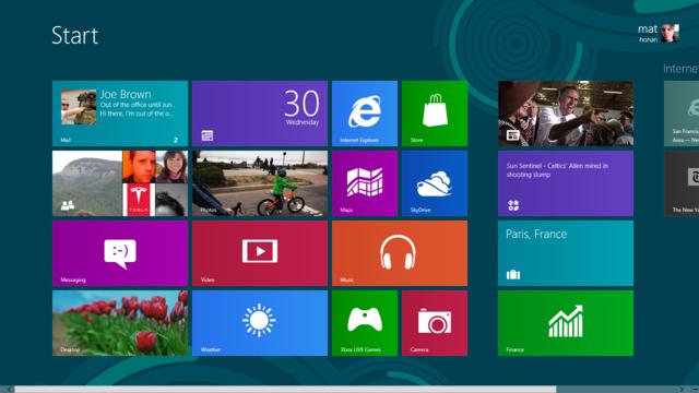 Windows 8 não está preparado, diz Intel.
