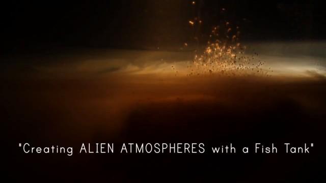 Aquário alien