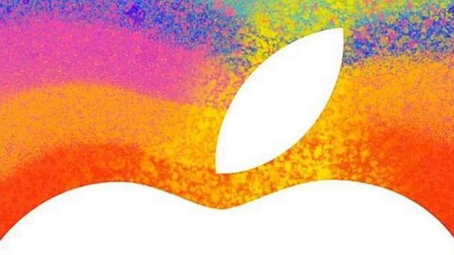 Convite da Apple.