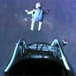 Salto espacial de Felix Baumgartner