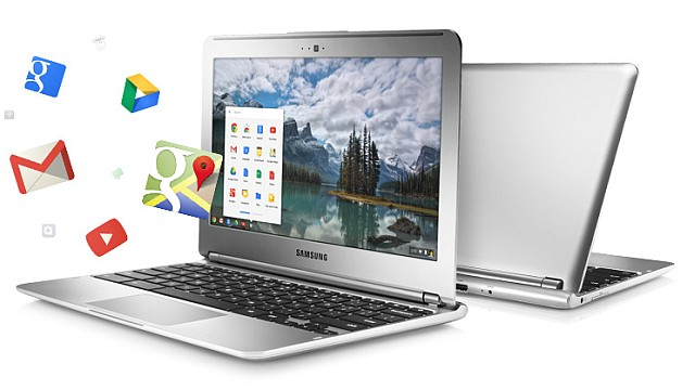 Novo Chromebook