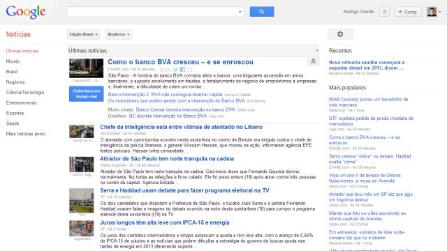 Google Notícias.