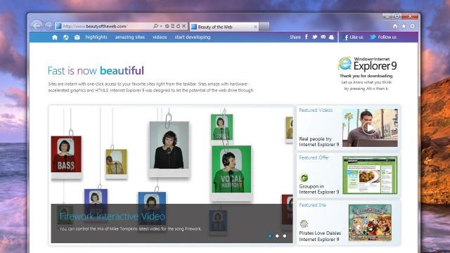 Internet Explorer 10 no Windows 7? Tente em novembro.