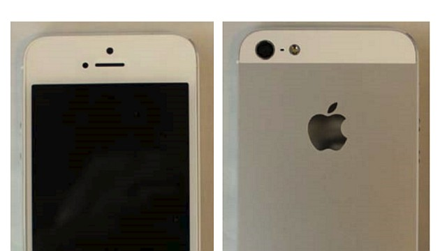 iPhone 5, homologado pela Anatel.