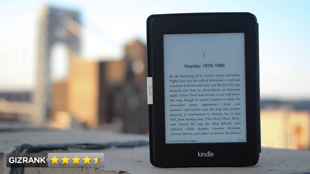 Kindle Paperwhite - GizRank