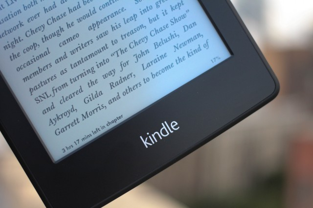 Kindle Paperwhite - Time to Read