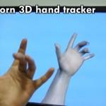 Pulseira a la Kinect da Microsoft.