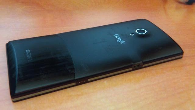 Nexus X, da Sony.