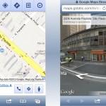 Street View no navegador do iOS 6