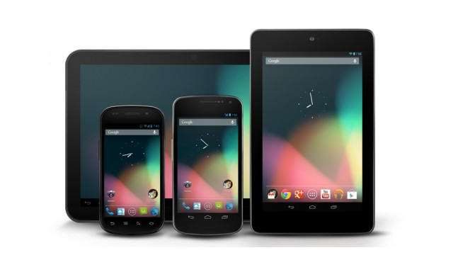 Mais amor para tablets Android.