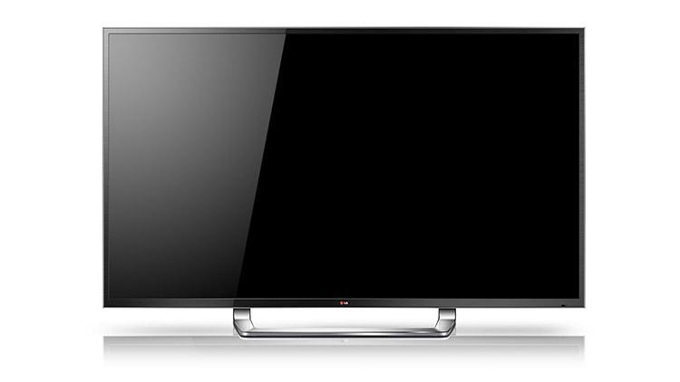 TV 4K da LG.