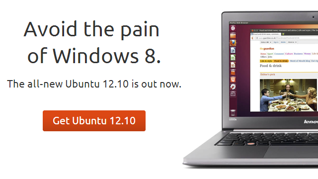 Site do Ubuntu.