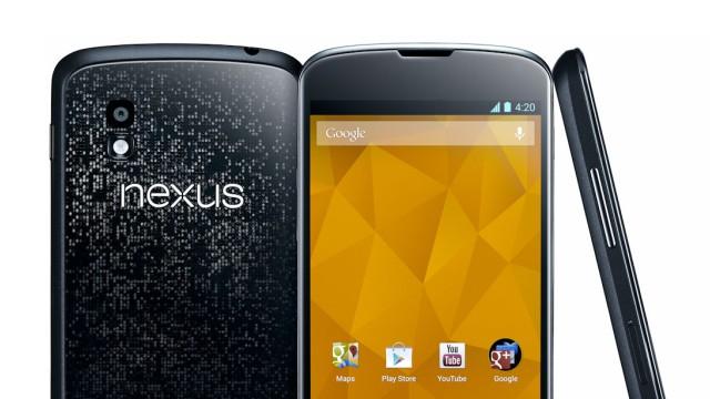 Nexus 4: quando chega ao Brasil?