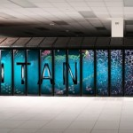 Titan, super computador mais rápido do mundo.