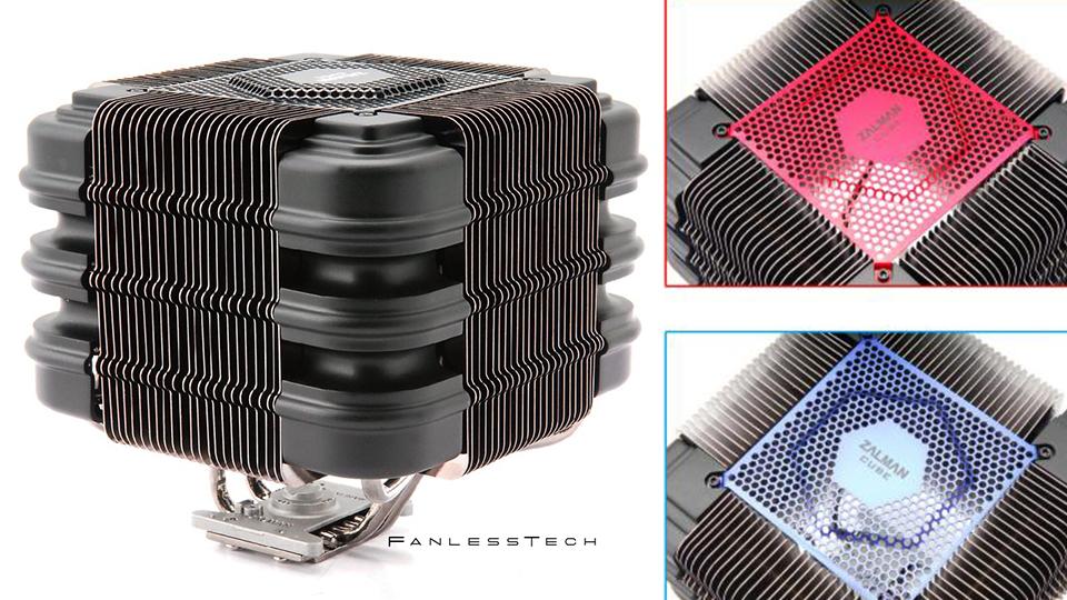 Zalman FX100 Cube
