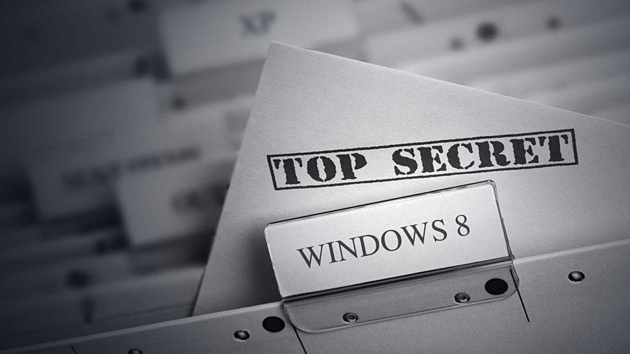 Segredos do Windows 8