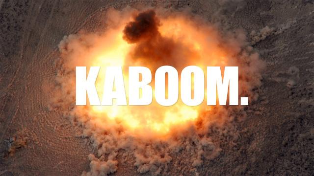 Kaboom *-* Destaque1