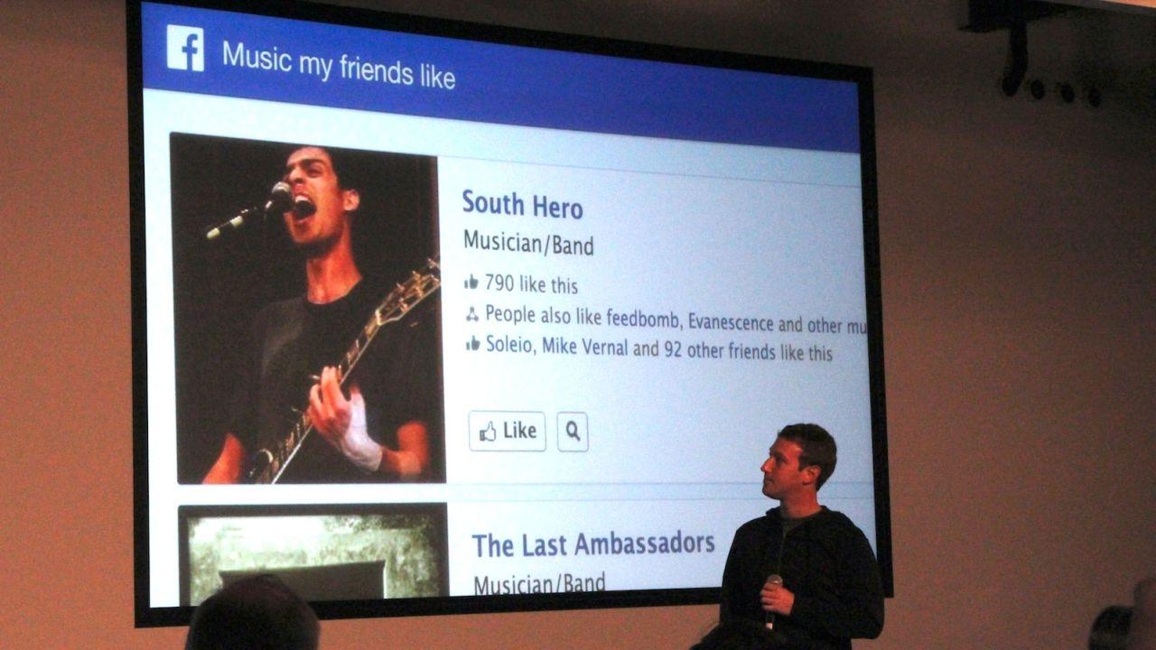 Facebook Search Graph.