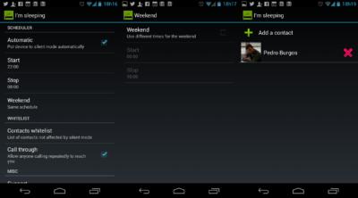 I'm Sleeping, o Não Perturbe para Android.