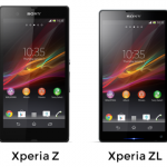Sony Xperia Z e Xperia ZL