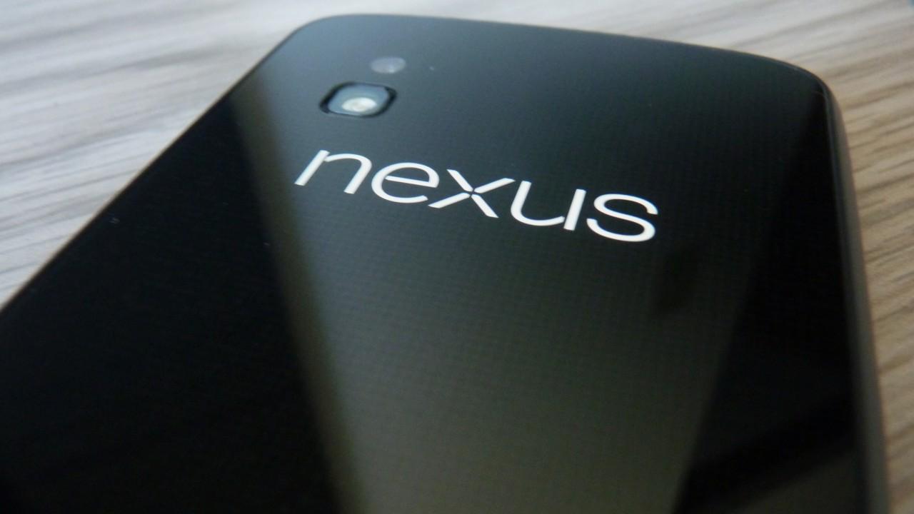 Nexus 4: sóbrio.
