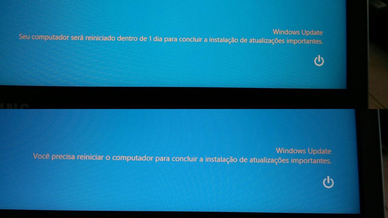 Adeus, Windows Update.