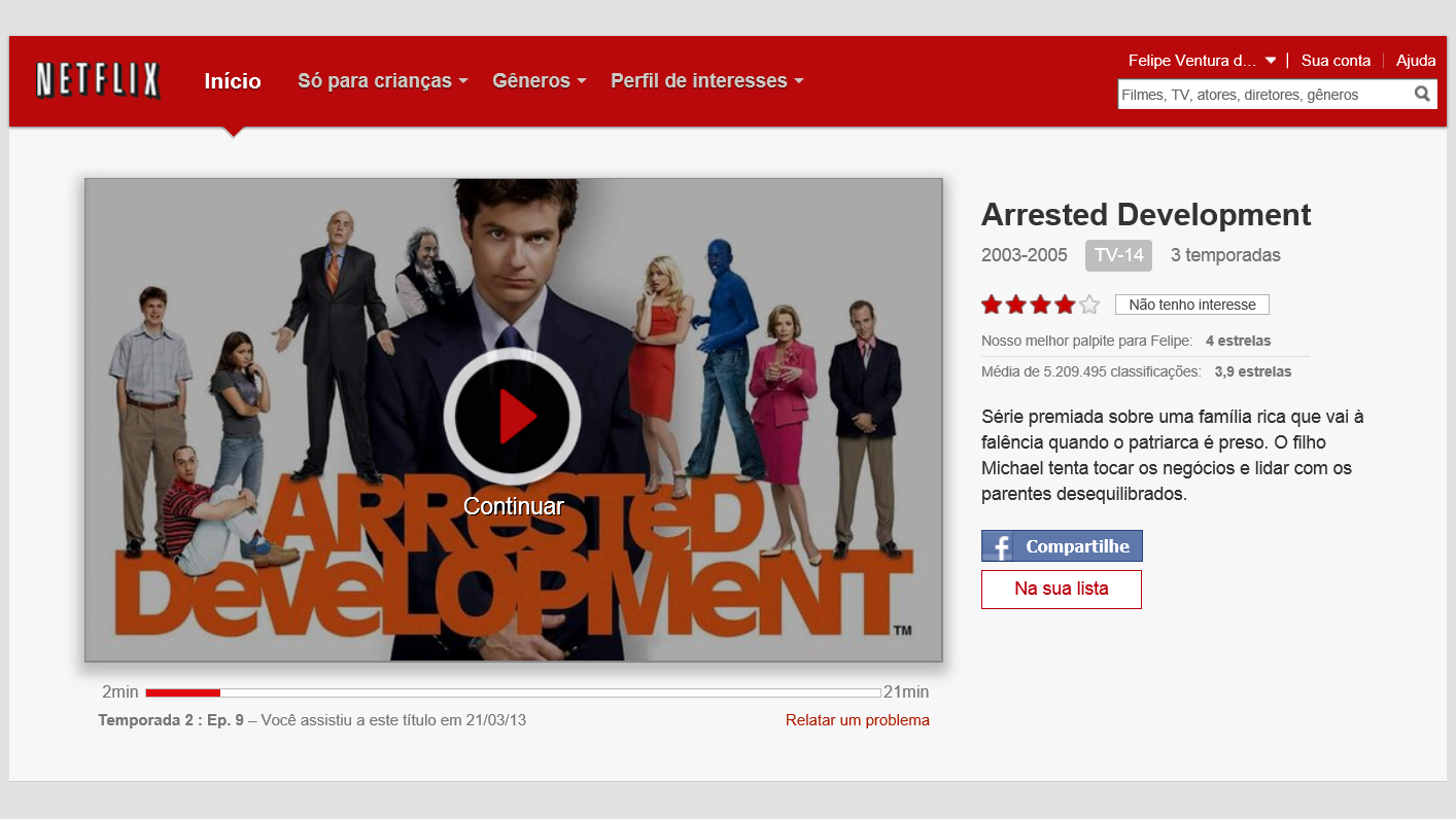 Netflix fará lançamento mundial simultâneo de conteúdo original, e quer mudar a forma como vemos TV