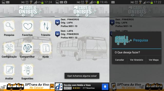 Cadê o Ônibus 1