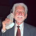 MartinCooper-first-cellphone